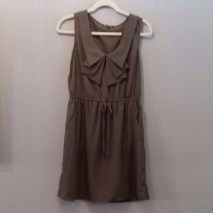 BeBop Dresses - Grey BeBop Mini Dress Size L